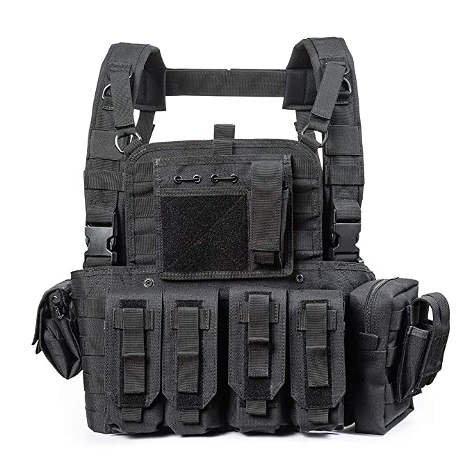 Tactical CS Game Chest Vest - KF-099