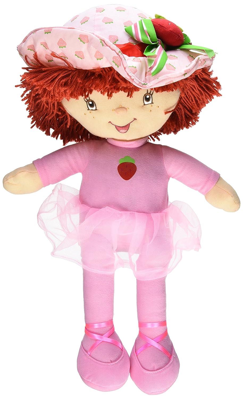 Emily Erdbeer - Tänzerin 50cm Gross Plüsch Plüsch Plüsch Puppe e26a2f