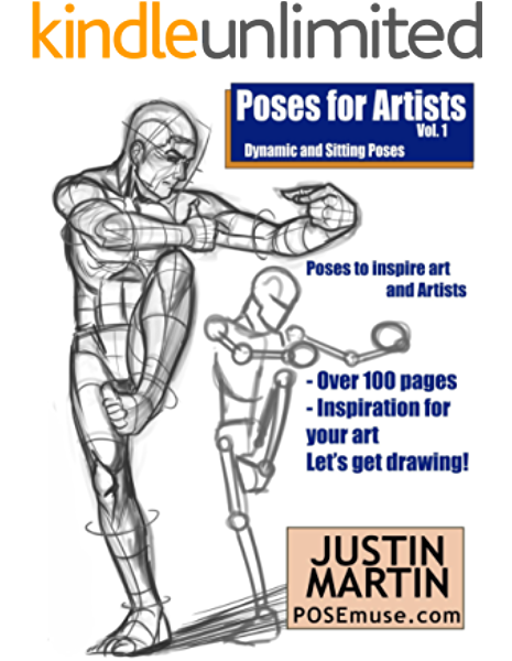 Poses For Artists Volume 2 Standing Poses An Essential Reference For Figure Drawing And The Human Form Inspiring Art And Artists Kindle Edition By Martin Justin Arts Photography Kindle
