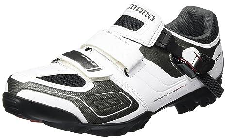 Shimano SH-M089W - Zapatillas MTB para hombre, Blanco, 38 EU