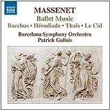 Massenet : Musique de ballet