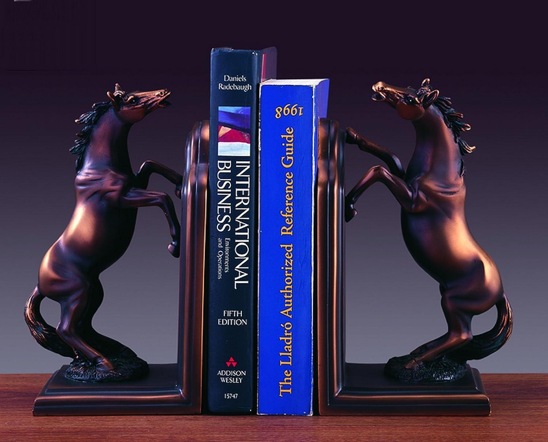 amazon com horse bookends home u0026 kitchen
