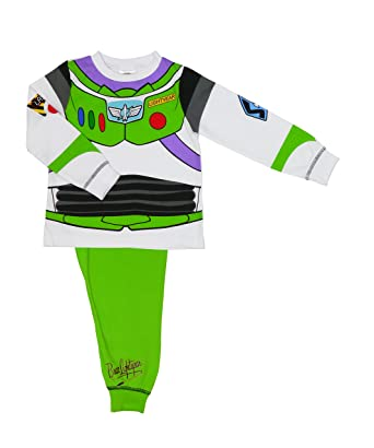 ad073f471 Amazon.com  Buzz Lightyear Glow in The Dark Pyjamas - 18-24 Months ...