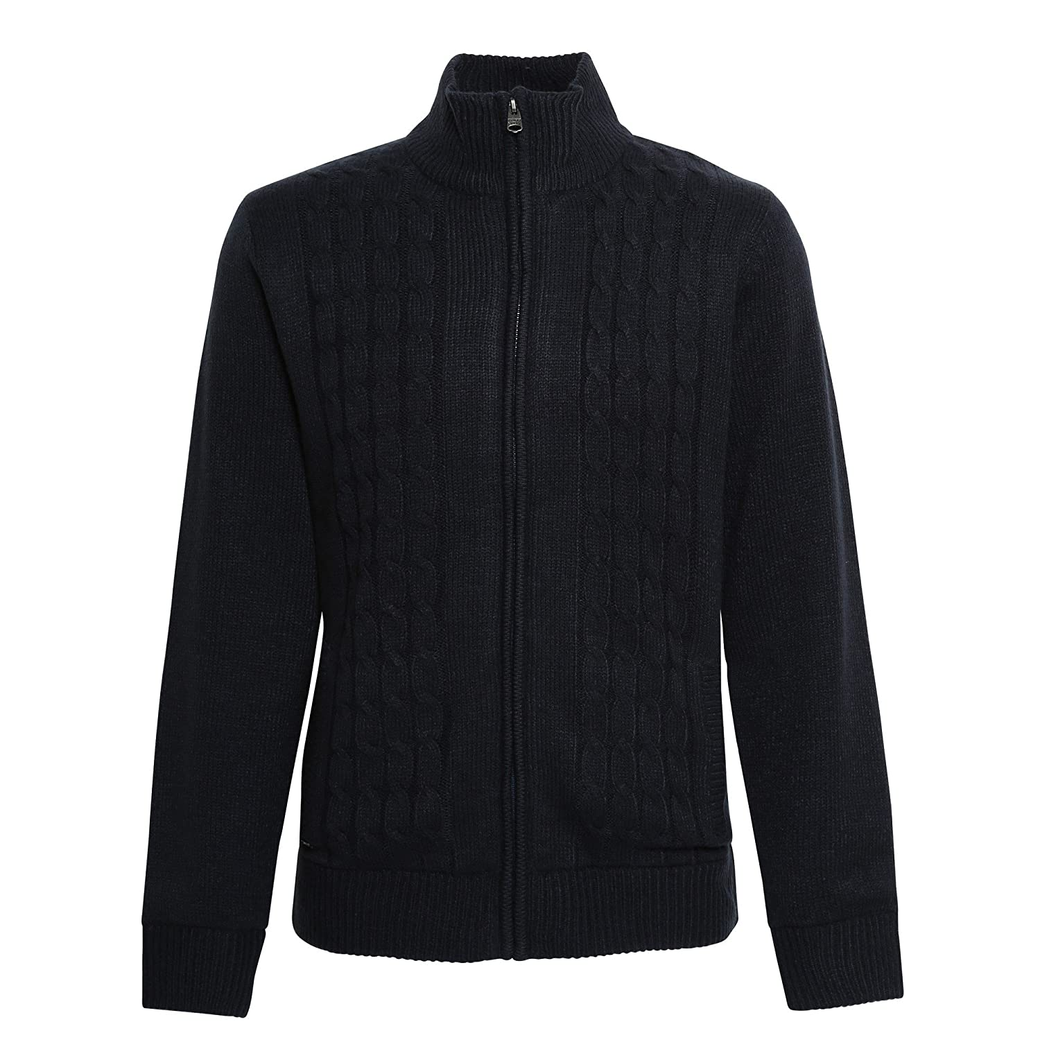 Affordable Fashion Mens Bedros Cable Knit Jacket