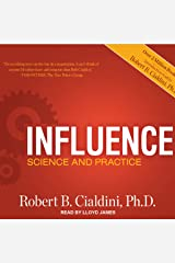 Influence: Science and Practice, ePub, 5th Edition Audible Audiobook