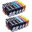 12 Pk Sotek 564XL Ink Cartridges Combo Pack