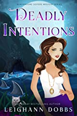 Deadly Intentions (Blackmore Sisters Mystery Book 5) Kindle Edition