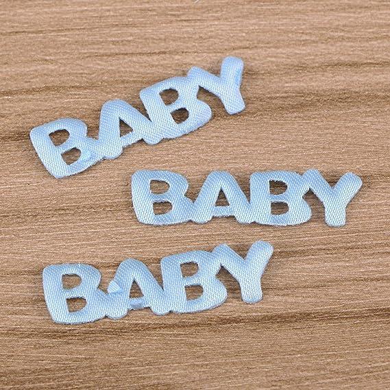 YeahiBaby - Confeti de Tela para chupetes de bebé (400 ...