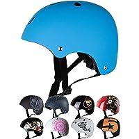 SkullCap® Casco BMX - Casco Skate - Casco