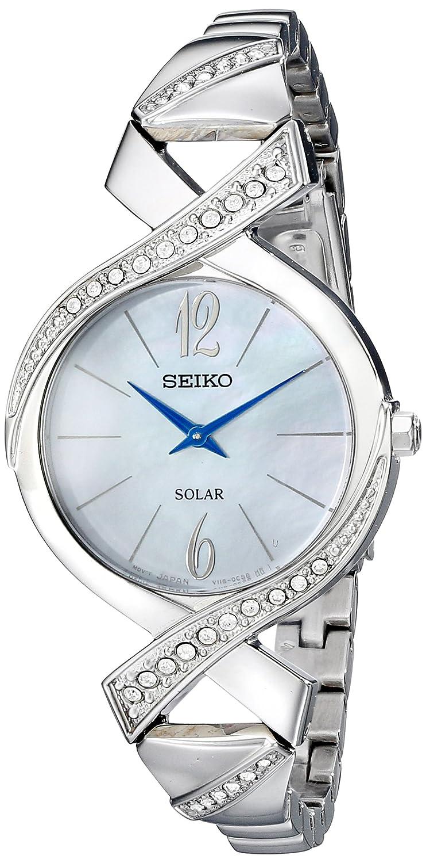 Seiko Damen Solar Armbanduhr sup263