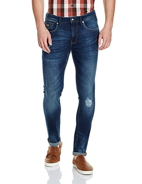 Ed Hardy Men's Slim Fit Jeans Jeans at amazon