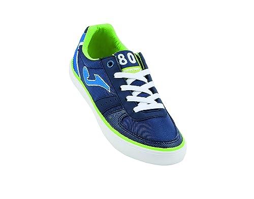JOMA C.ORIJS-603 Bambas DE Lona NIÑO Zapatillas Azul 31