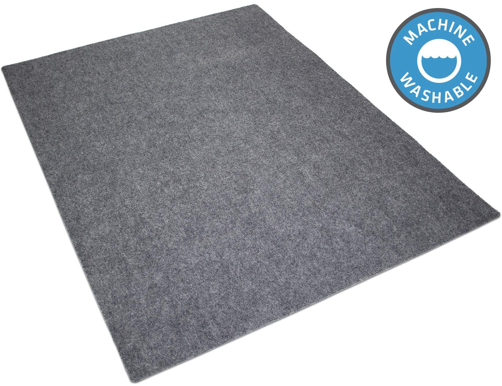 Drymate Jumbo Premium Cat Litter Mat (47'' x 36'', Charcoal) Litter Trapping Mat by Drymate