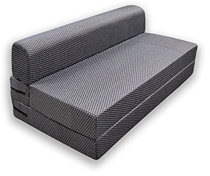 Sofa Bed (7 In 1 Style) Washable, Cover Changeable, Portable, Lightweight