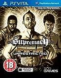 Supremacy MMA - Unrestricted (PlayStation Vita)