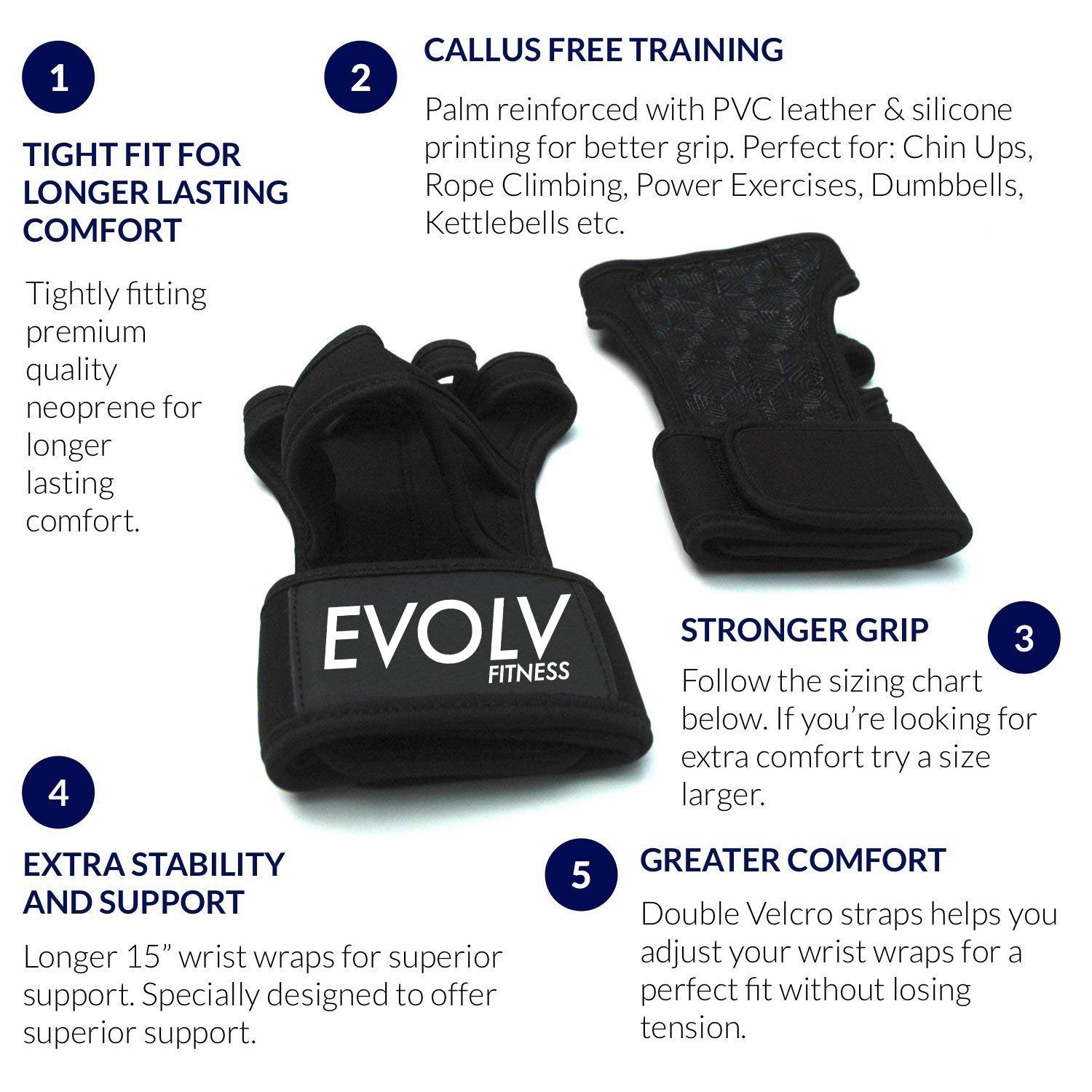 With Wrist Support For Gym Workouts, Fitness Wod, Cross Training