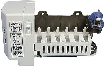 Amazon.com: LG Electronics AEQ36756901 Refrigerator Ice Maker ... on kenmore washer wire harness, viking ice maker wire harness, ge washer wire harness,