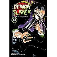 Demon Slayer: Kimetsu no Yaiba, Vol. 13: Transitions