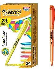 BIC Brite Liner Highlighter, Chisel Tip