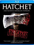 Hatchet [Reino Unido] [Blu-ray]