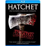 Hatchet (Unrated Director's Cut) [Blu-ray]