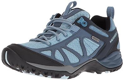 364f5b291f8 Merrell Siren Sport Q2 Waterproof Women 6.5 Blue