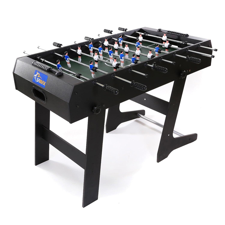 SAMAX table de babyfoot/jouer au baby-foot - pliable
