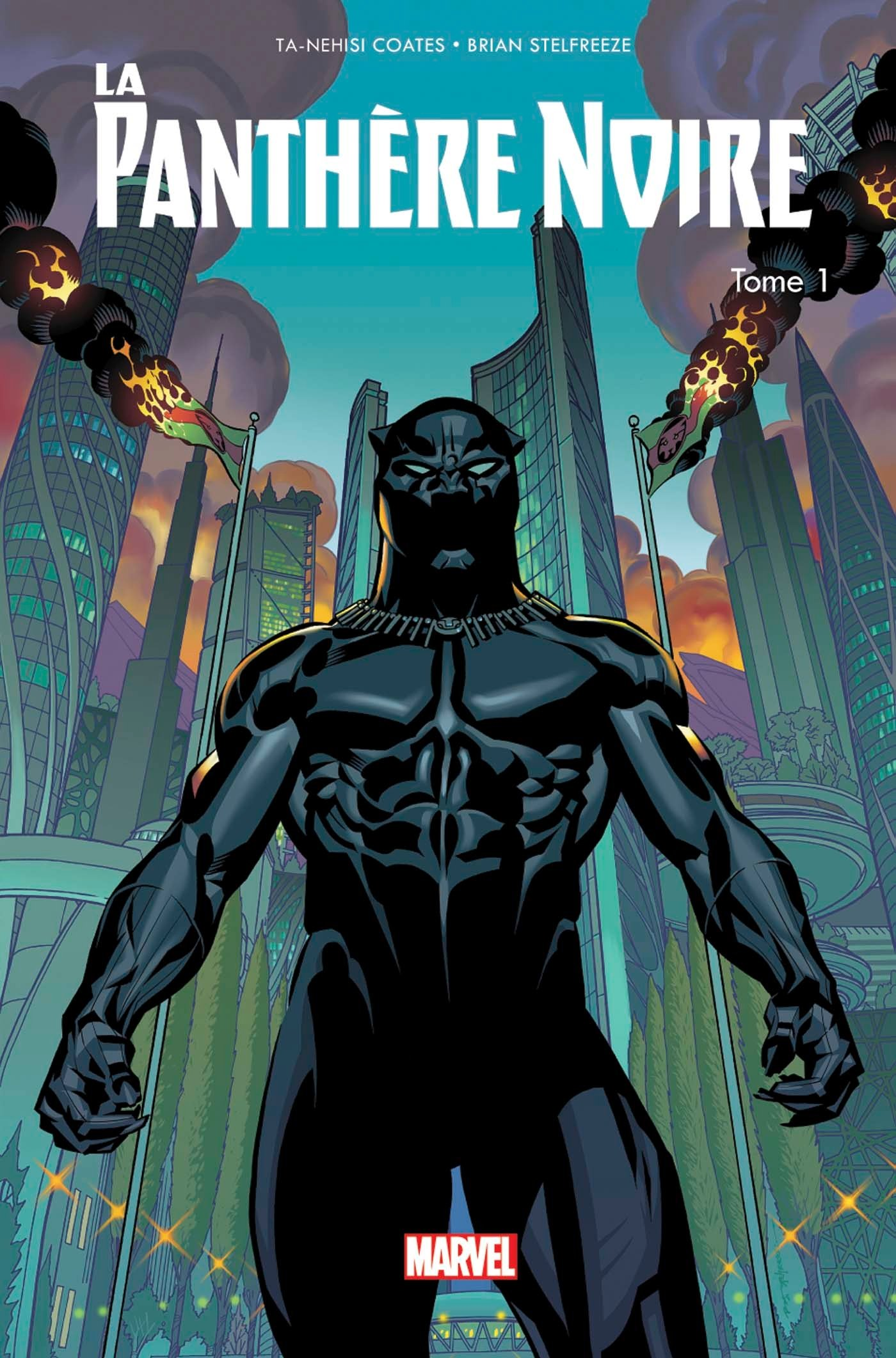 inspiration comics black panther