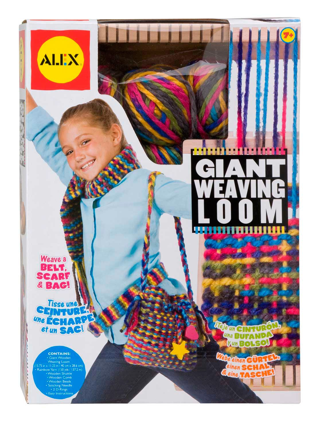 ALEX Toys Craft Giant Weaving Loom 28WN
