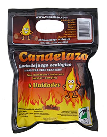 Ecological Fire Starter