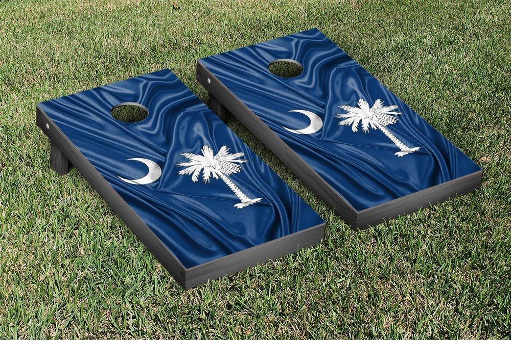 State Flag Cornhole Game Set State: South Carolina