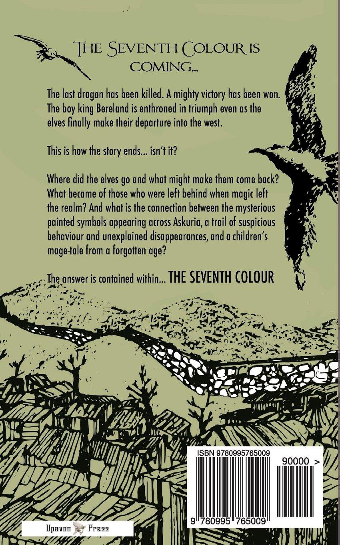 The seventh colour will davidson 9780995765009 amazon books biocorpaavc