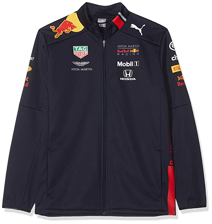 Red Bull Racing Aston Martin Team Softshelljacke 2019, XXL ...