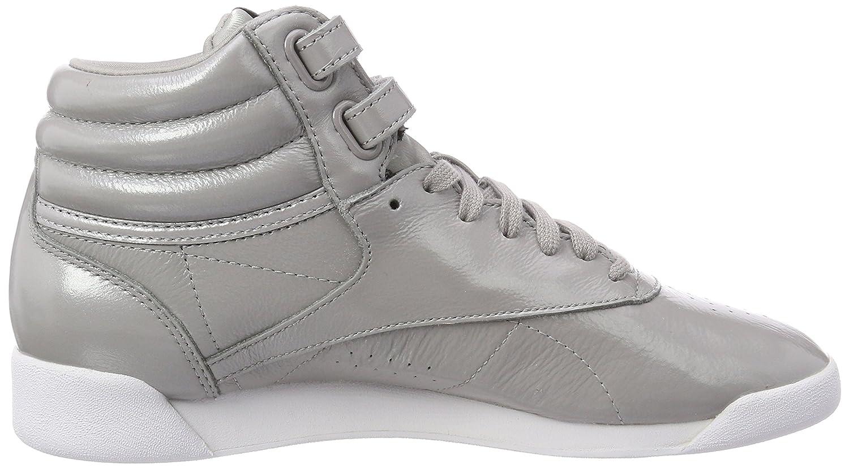Reebok Bs9667, Chaussures de Gymnastique Femme, Gris (Powder Greyskull Greywhite), 39 EU
