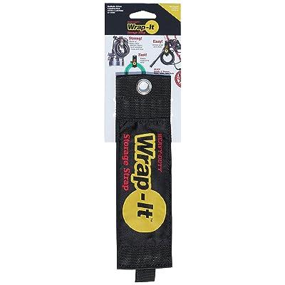 Wrap-It Storage Straps 100-50B Heavy Duty Storage Strap-Jumbo, Black: Automotive [5Bkhe0405823]