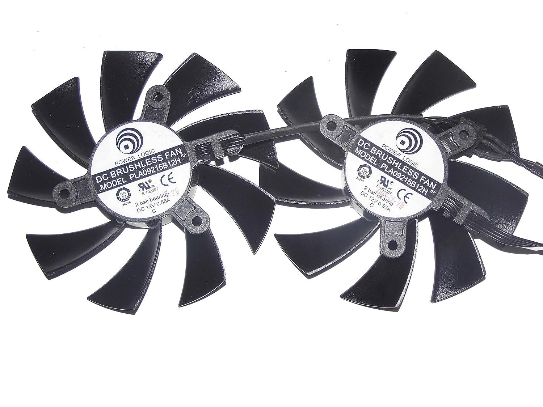 Potencia Logic pla09215b12h 12 V 0,55 A para EVGA GeForce ...