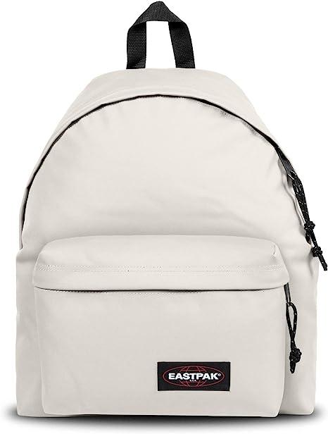 Eastpak Padded PakR - Mochila, Blanco (Pearl White), 24L, 40 x 18 x 30 cm: Amazon.es: Equipaje