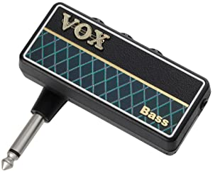 VOX AP2BS amPlug 2 Guitar/Bass Headphone Amplifier