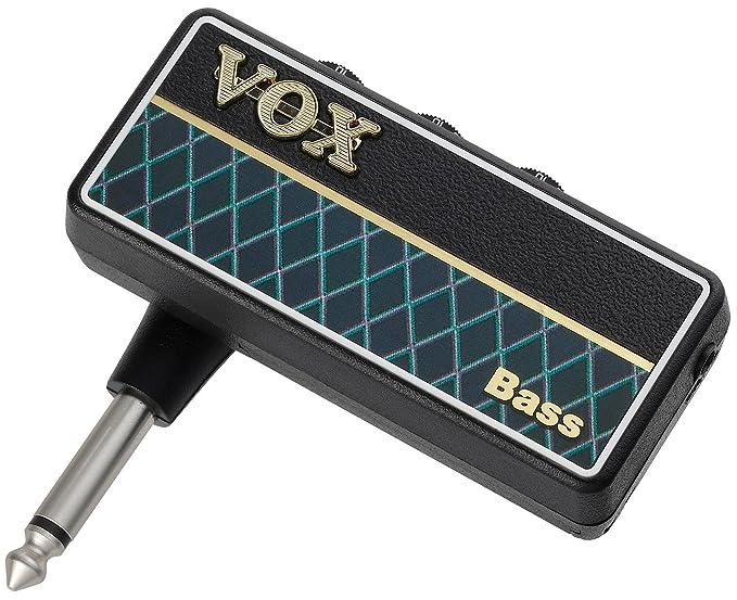 36 opinioni per VOX Amplug 2 Bass Mini Amplificatore per Cuffie