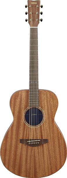 Yamaha STORIA II Guitarra Western electroacústica con un sonido envolvente para adultos, hecha de madera 4/4, color madera natural: Amazon.es: Instrumentos musicales