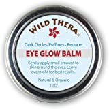 Herbal Eye Gel to detox and reduce puffiness, dark circles, wrinkles, bags & crows feet. Natural Eye Cream Treatment. Use directly or co-therapy with Eye Serum, Vitamin C Serum & Eye Mask.