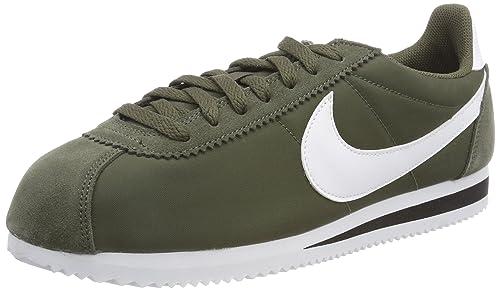 Nike Classic Cortez Nylon, Zapatillas de Running para Hombre: Amazon.es: Zapatos y complementos