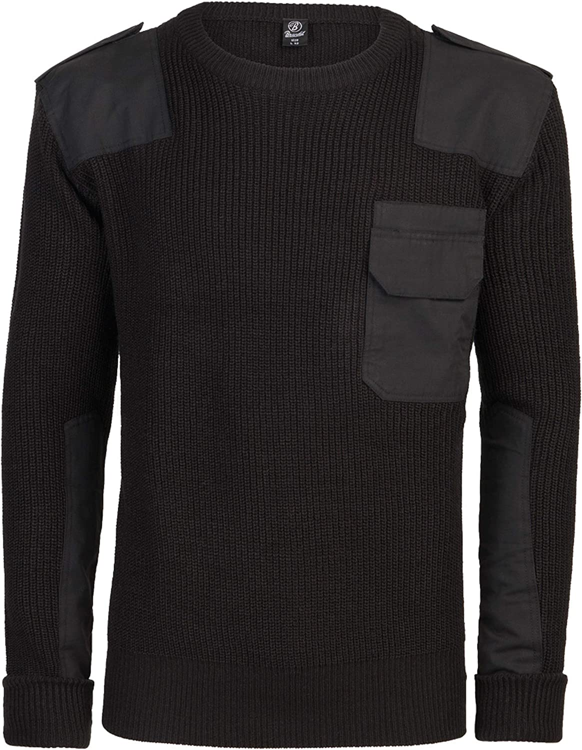 Brandit Mens Bw-Pullover Sweater