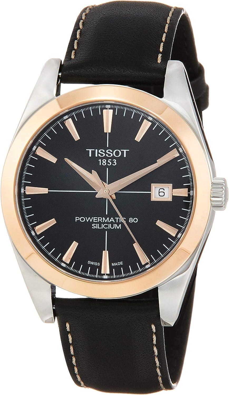 Tissot TISSOT Gentleman Automatic T927.407.46.051.00 Reloj de Pulsera para Hombres