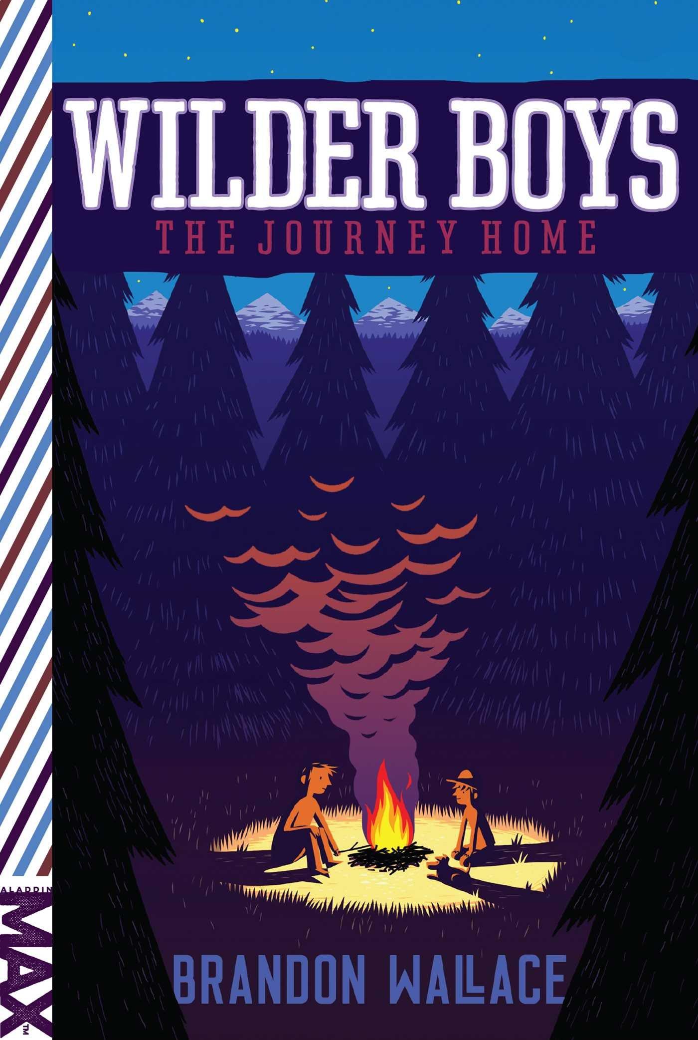 The Journey Home (Wilder Boys) ebook