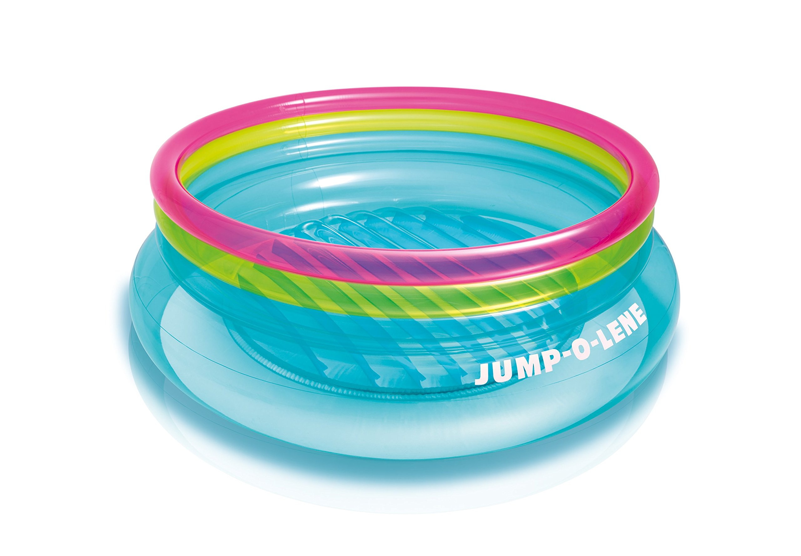 Intex Inflatable 80'' Jump-O-Lene Ring Bouncer For Kids Ages 3-6