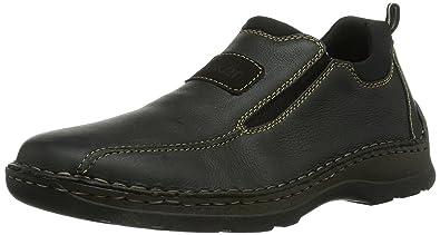 f108cc6560fe Rieker 05363-00 Herren Slipper  Amazon.de  Schuhe   Handtaschen