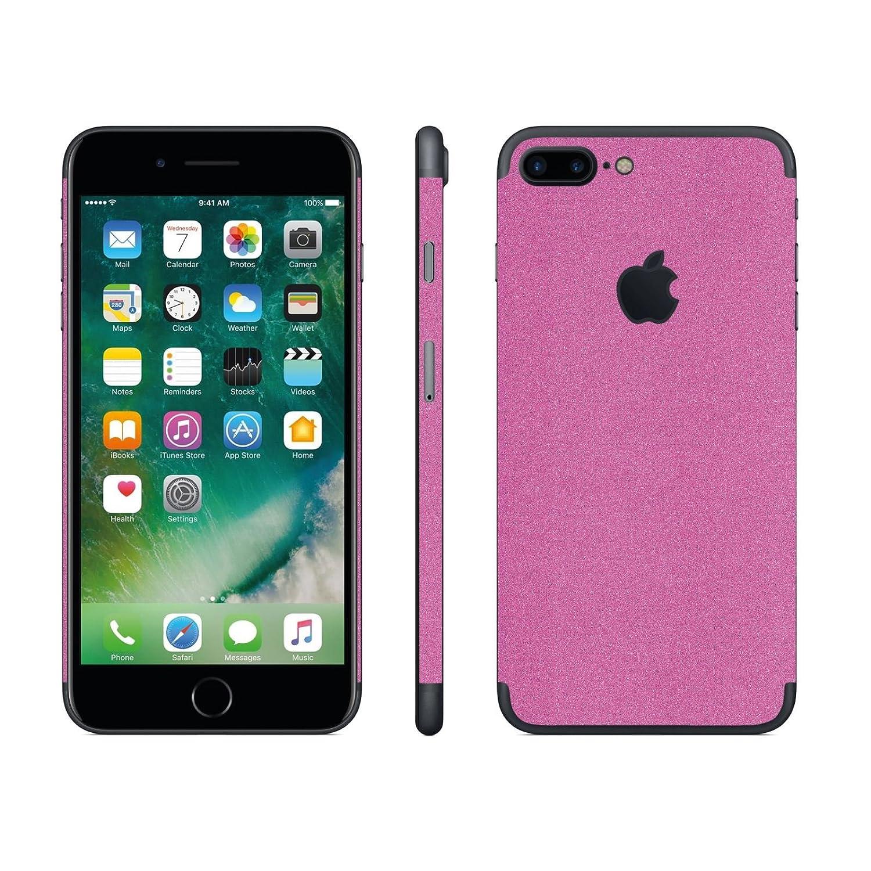 stika.co Aluminium bross/é Autocollant textur/é pour Apple iPhone 7 Plus 5.5 mod/èle