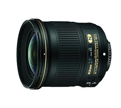 Nikon AF-S FX NIKKOR 24mm f/1.8G ED Fixed Lens