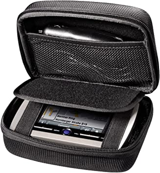 Hama 73086921 - Funda universal para GPS, negro: Amazon.es: Electrónica